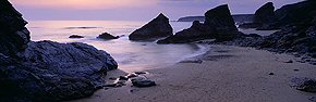 afterglow at bedruthan