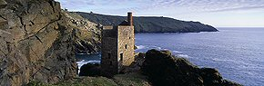 sunlight on crown engine house, botallack