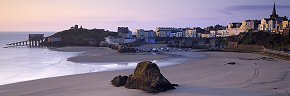 first light at tenby 2