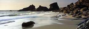 lazy evening at bedruthan