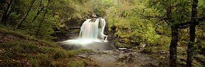 falls of falloch in september