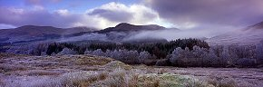 hard frost in glen falloch 2