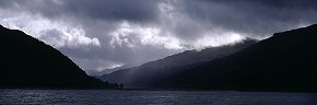 light and the end of loch long