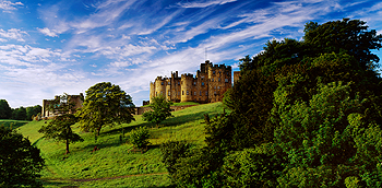 alnwick castle card 2