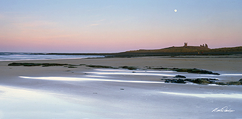 dunstanburgh moon card