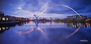 infinity bridge stockton card