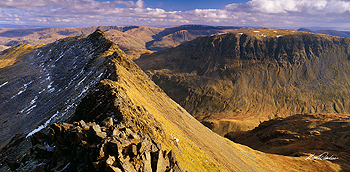 striding edge card