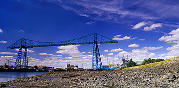 transporter bridge middlesbrough card