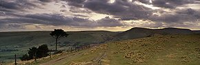 mam tor and upper hope valley